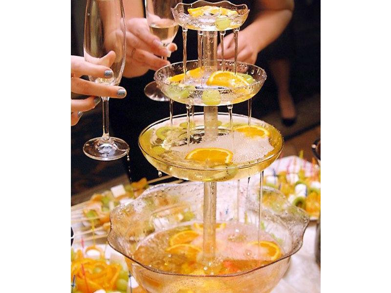 Выездной коктейль бар на день рождения