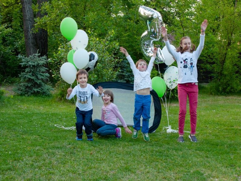 Организация футбольной вечеринки для детей