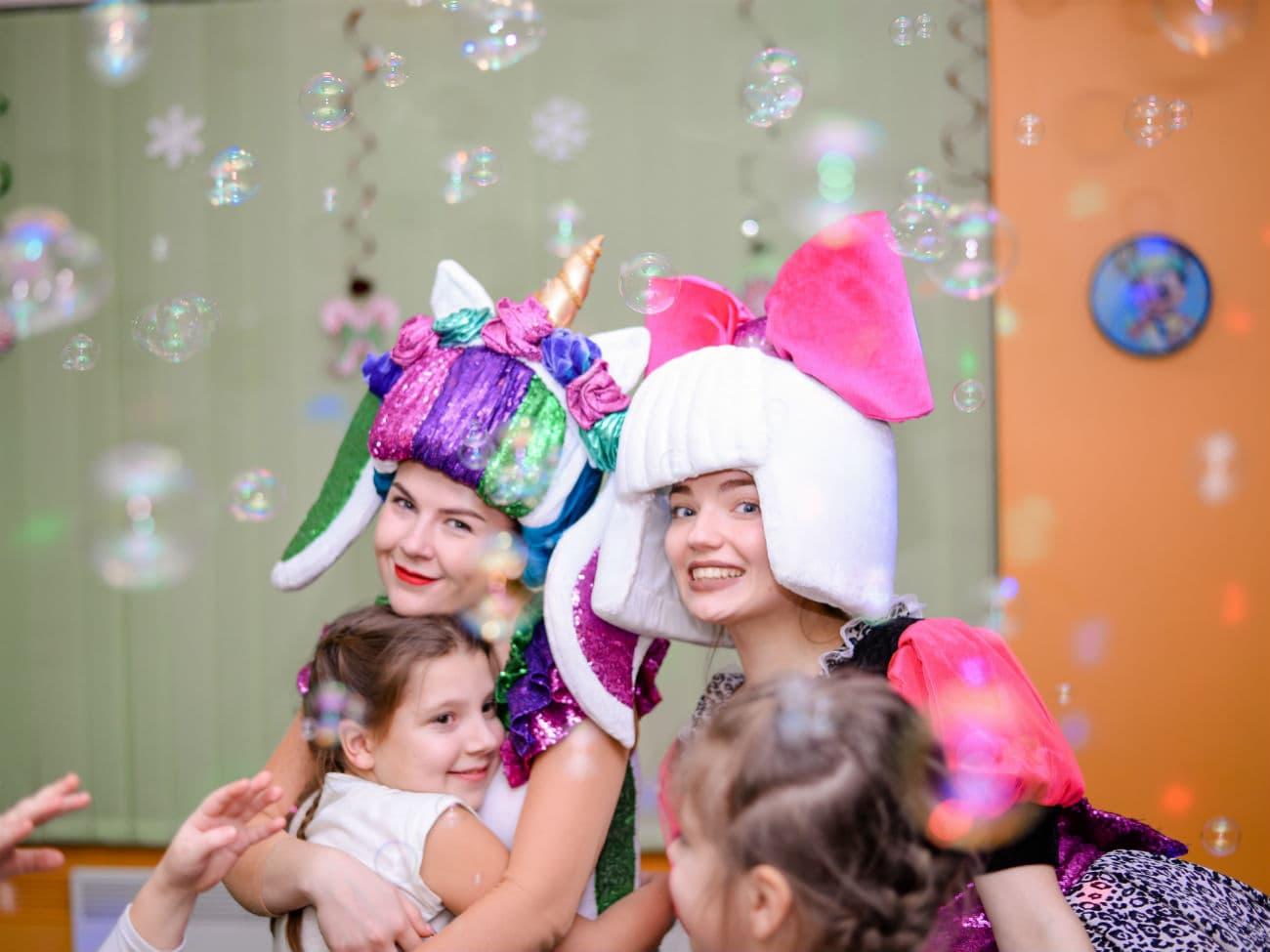 День рождения ребенка вместе с Куколками ЛОЛ