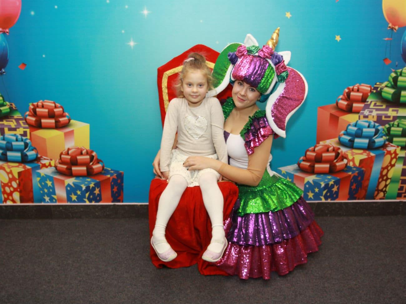 День рождения в стиле ЛОЛ в детском клубе «Именинник»
