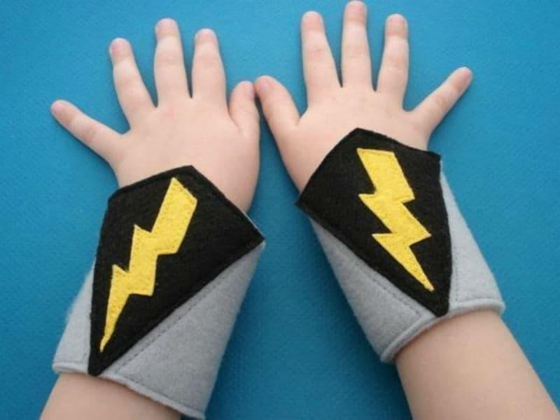 Мастер-класс для детей браслеты из фетра своими руками Киев