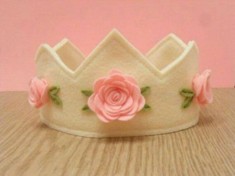 Корона для девочки мастер-класс на детский праздник