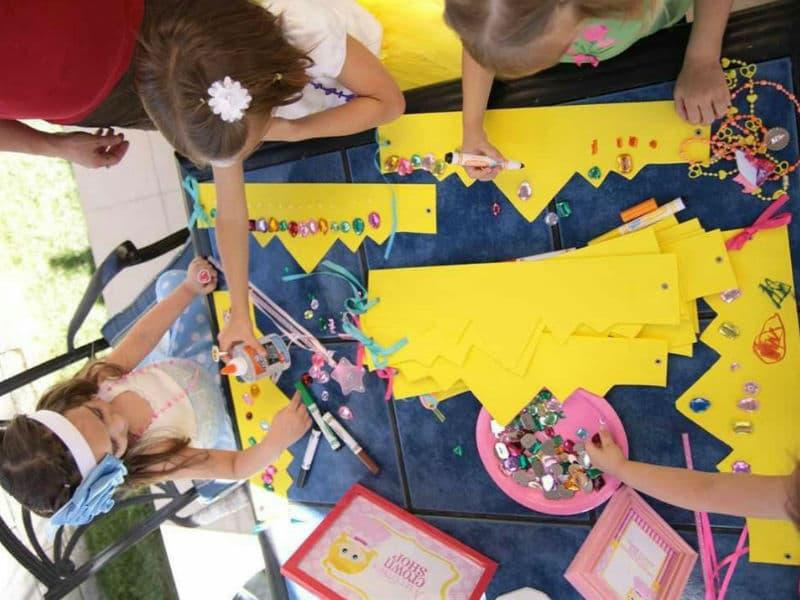 Мастер-класс для детей тематические головные уборы и аксессуары своими руками