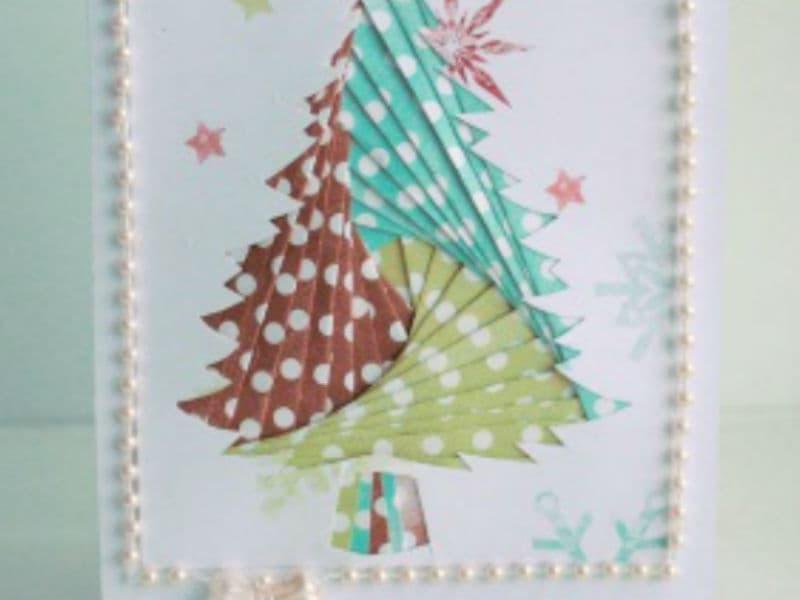 Оригинальные новогодние открытки своими руками