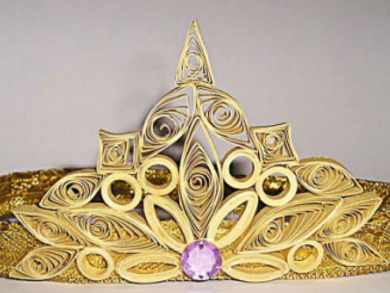 Корона для принцессы своими руками от Ивент агентства Syrup