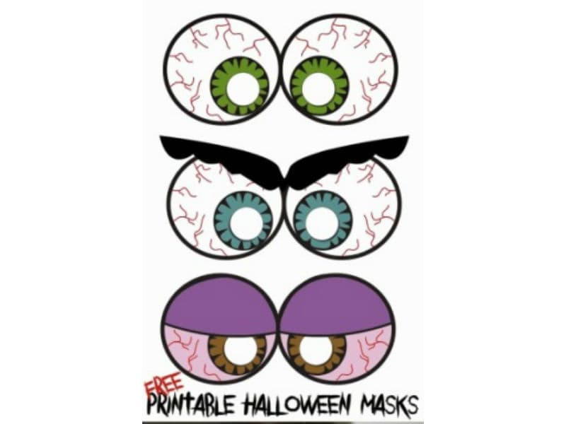 Маски на хэллоуин – мастер-класс от Ивент агентства Syrup