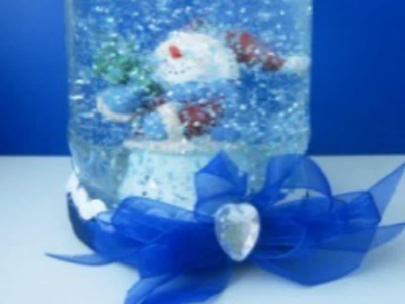Рождественские баночки – мастер-класс от Ивент агентства