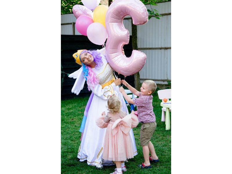 День рождения в стиле мой маленький пони