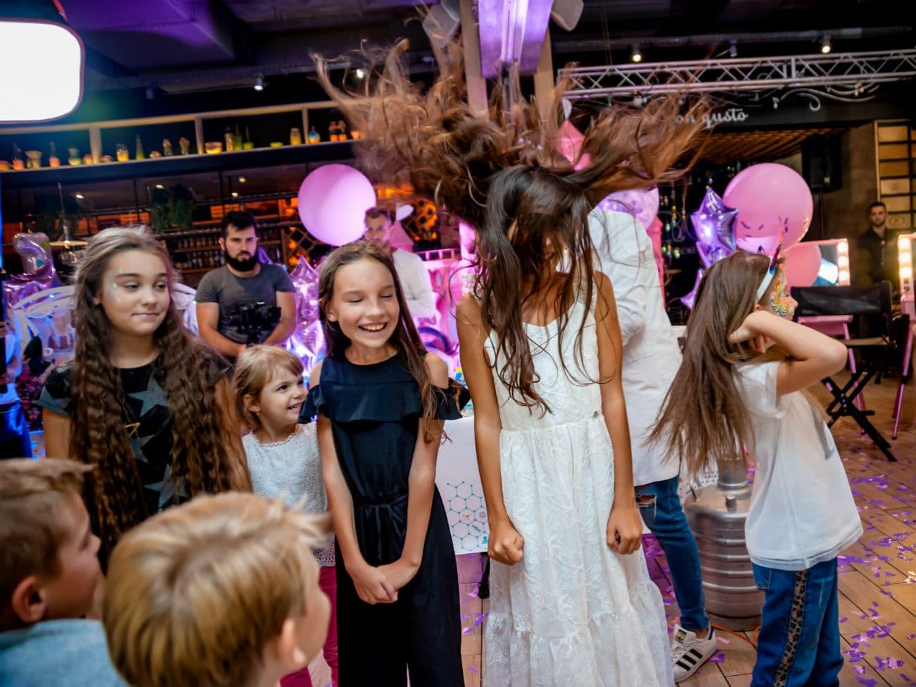 Химическое шоу для детей в Киеве - 0220