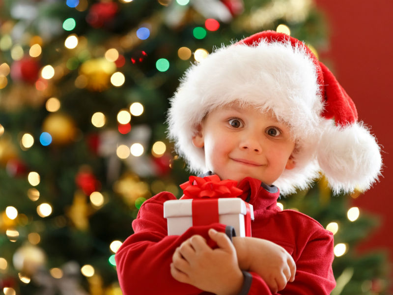Новый год для малышей до 6 лет