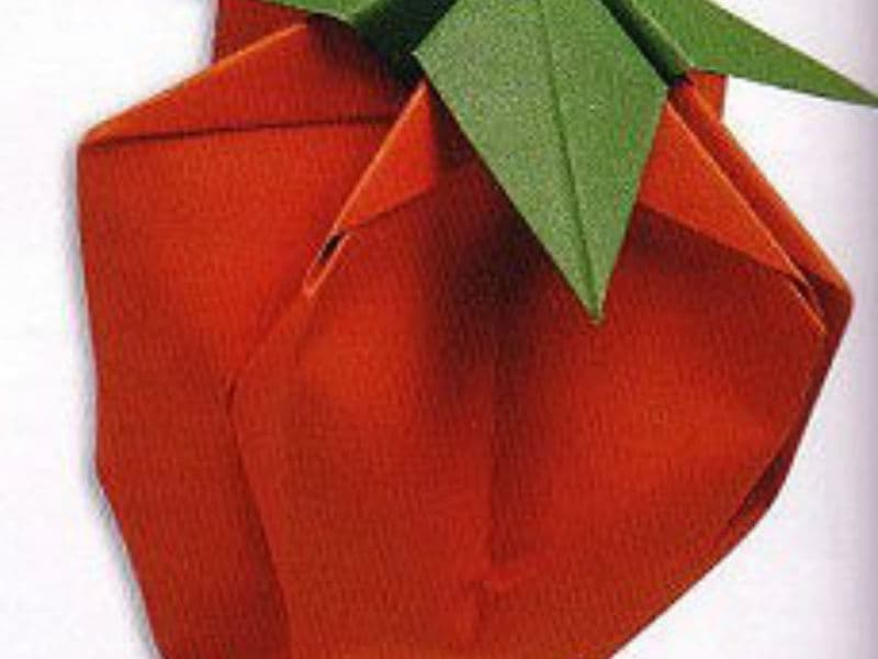 Оригами из бумаги мастер класс