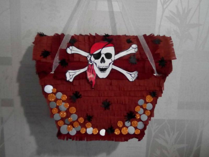 Пиньята пиратская заказать