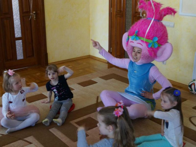 Заказать тролля на детский праздник в Киеве