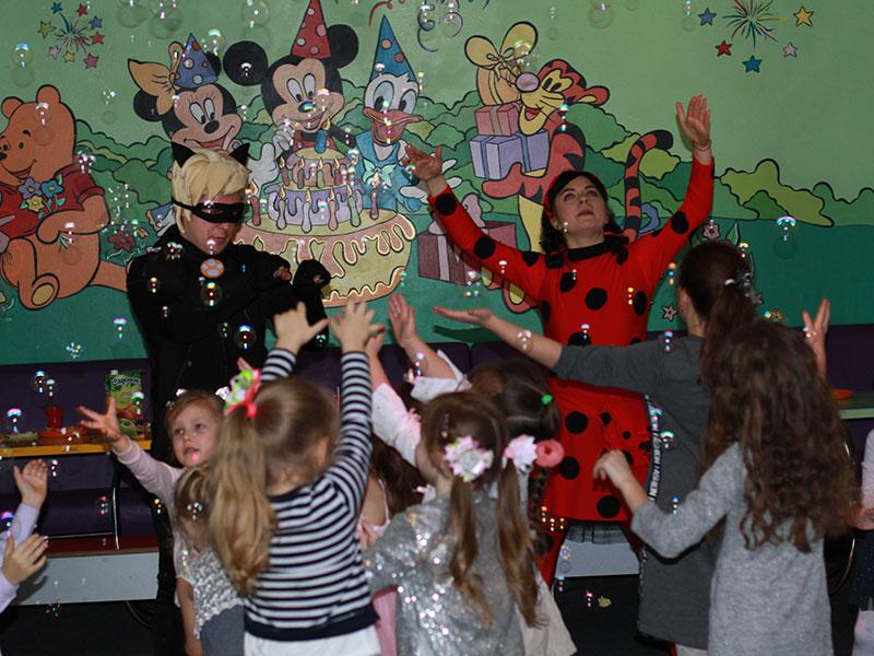 Детский день рождения с Леди Баг и Супер Котом от Event агентства «SYRUP»