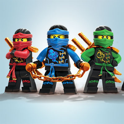 Лего ниндзяго (Lego ninjago)