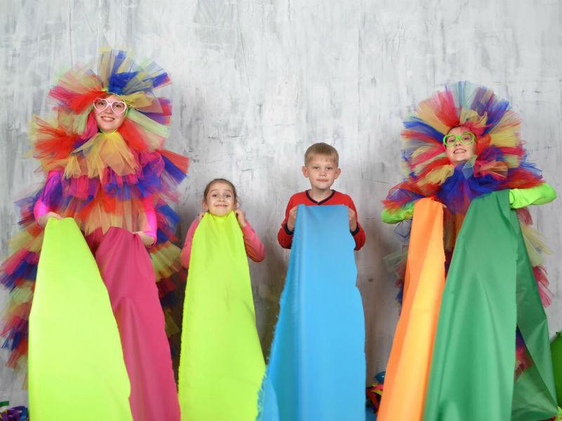 Лента-шоу для детей