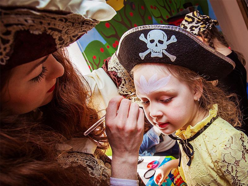 День рождения ребенка с Пиратами