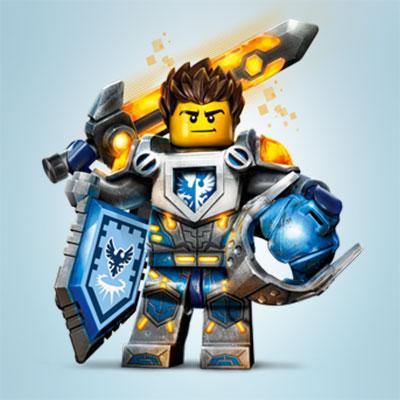 Лего рыцари. Nexo Knights