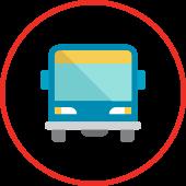 «На колесах» лимузин, Party Bus